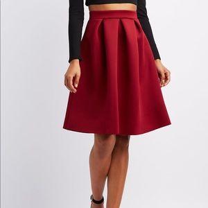 Pleated Skirt (BRAND NEW!)